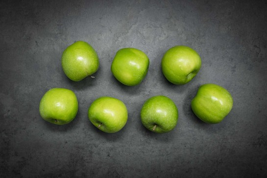 Apples granny smith 7