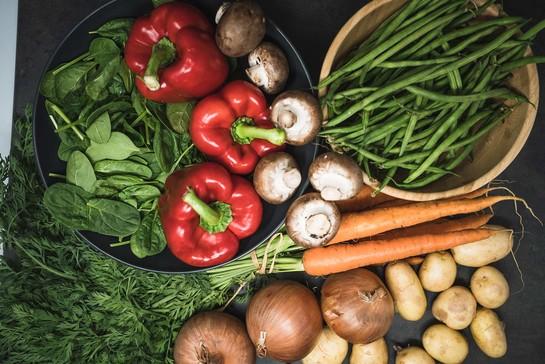 Bundle small veg box