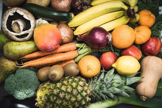 Bundle super fruit and veg box
