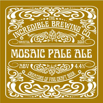 Mosaic pale 10