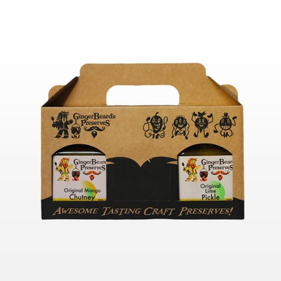 Curry lover gift box