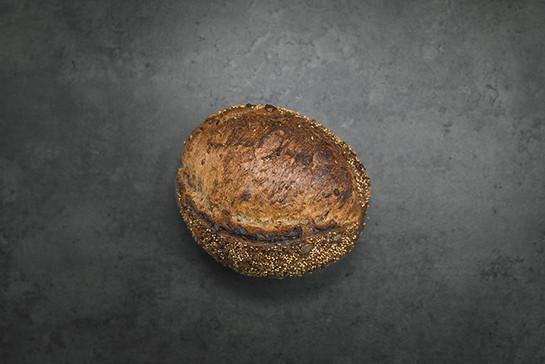 Seeded sourdough 600g