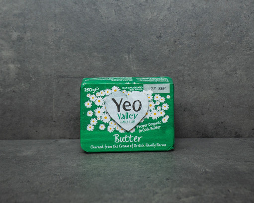 Yeo valley butter