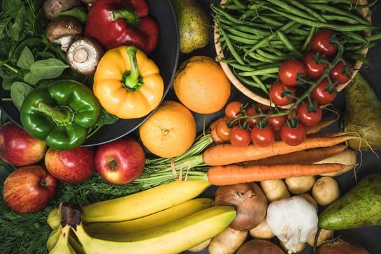 Bundle large fruit and veg box