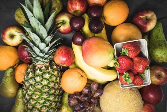 Bundle super fruit box seasonal