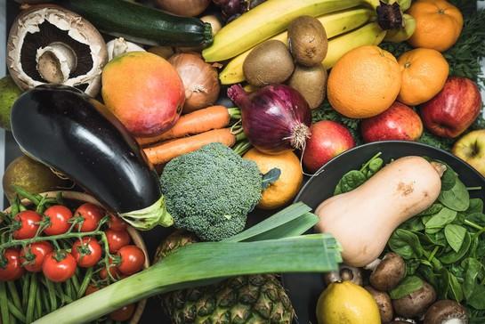 Bundle super duper fruit and veg box