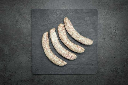 Sausages  6 british cumberland %28400g%29 approx