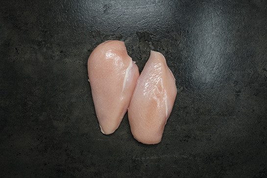 Chicken breasts skinless 2