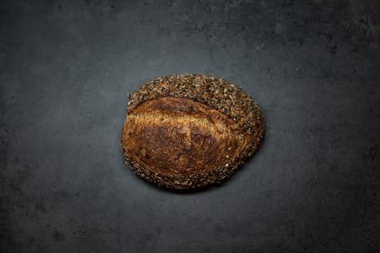 400g malt wheat sourdough oval