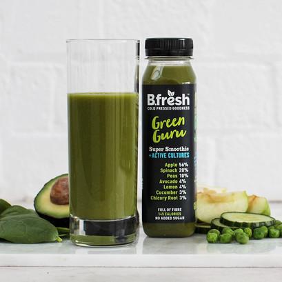 B.fresh green guru