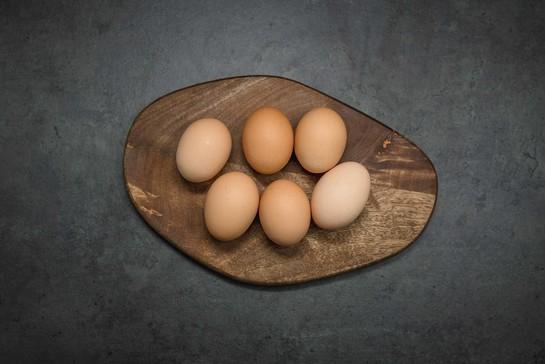 Eggs organic large