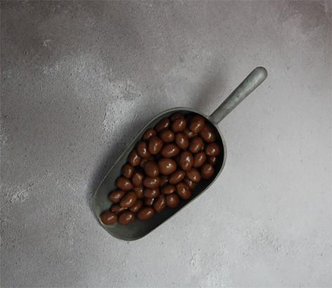 Choc peanuts