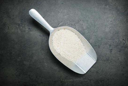 White basmati