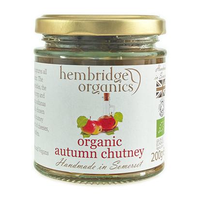 Hembridge organics autumn chutney jar 01