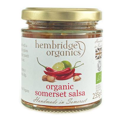 Hembridge organics somerset salsa jar 01