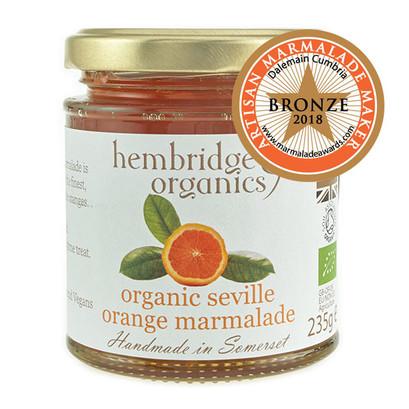 Hembridge organics seville orange marmalade jar 01 %281%29