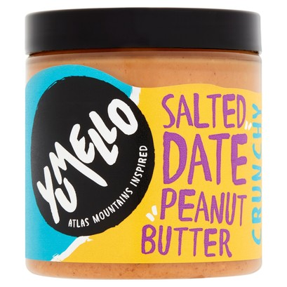 Yumell salted date peanut butter