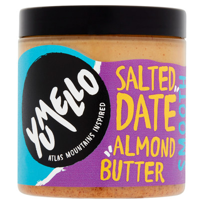 Yumello salted date almond butter2