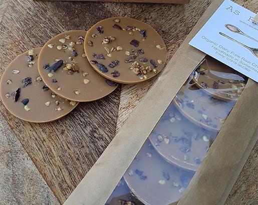 Caramac crunch discs goodsixty