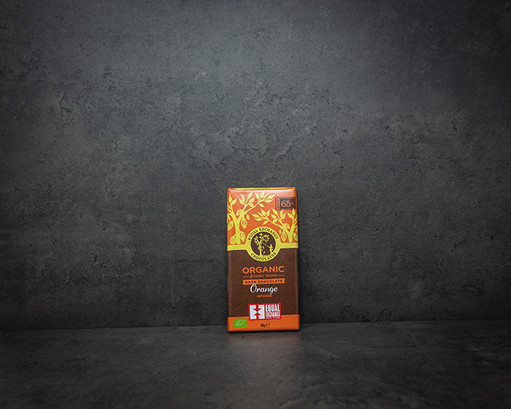 Equal exchange chocolates organic dark chocolate orange