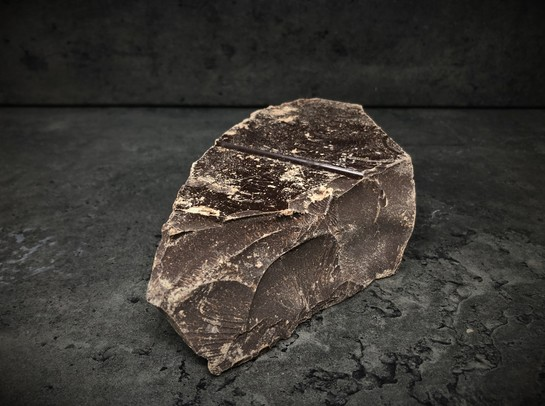 Dark choc block