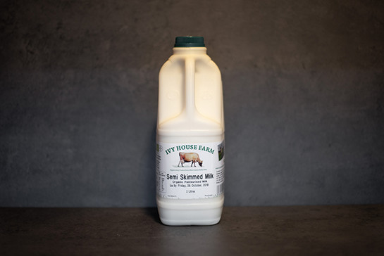 Ivy house milk semi 2l