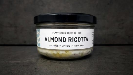 Almond ricotta