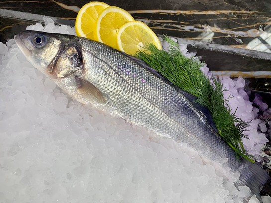 Sea bream or bass resized