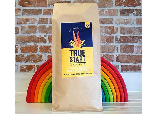Truestart coffee   energising colombian 1kg rainbow