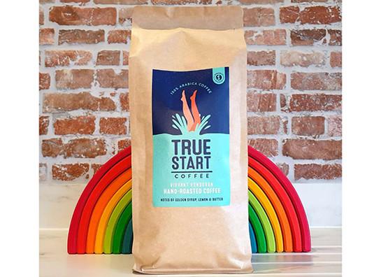 Truestart coffee   vibrant honduran 1kg rainbow