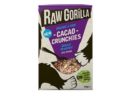 Cacao crunchies