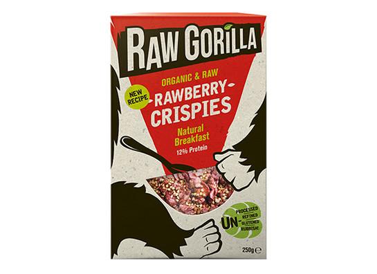 Rawberry crispies