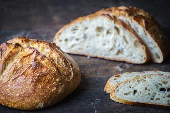 White sour dough