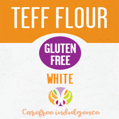 Teff flour   white 2