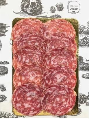 Fennel salami