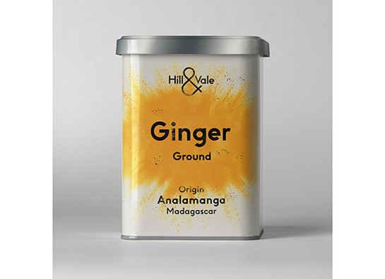Ginger madagascar