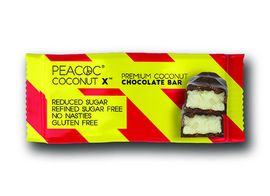 Peacoc coconut x bar