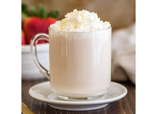 C white chocolate