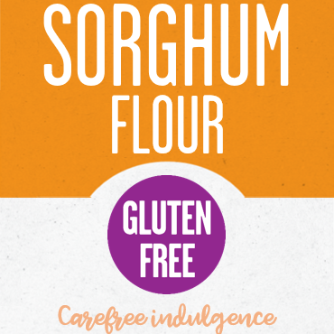 Sorghum flour 1 cuadrado