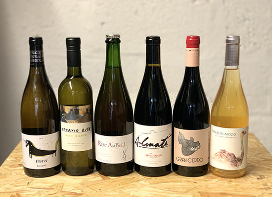 Natural mixed six   monty wines bristol