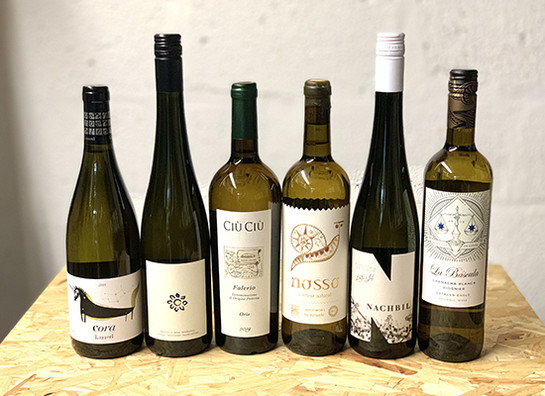 Monty selections   whites