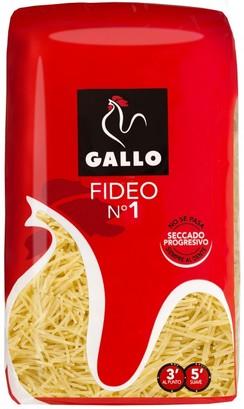 Gallo fideo n1 500g 1