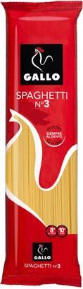 Gallo spaghetti n3 500g
