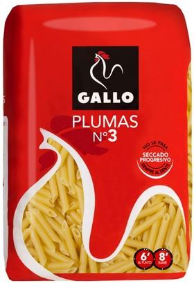 Gallo plumas n3 500g
