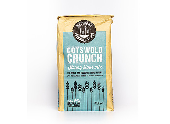 Cotswold crunch front