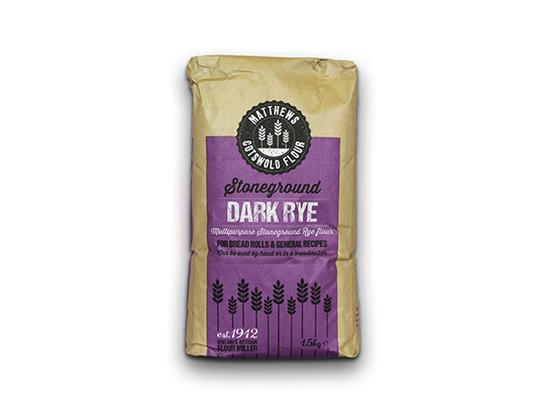 Matthews 0018 dark rye 1.5kg