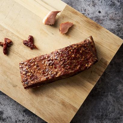 Arbroath hot smoked chilli salmon