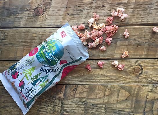 Popcorn raspberry g60