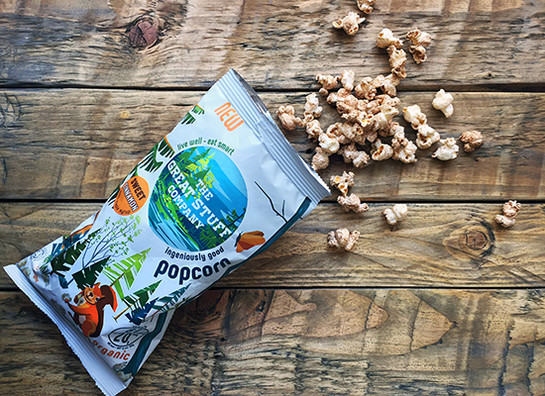 Popcorn cinnamon g60