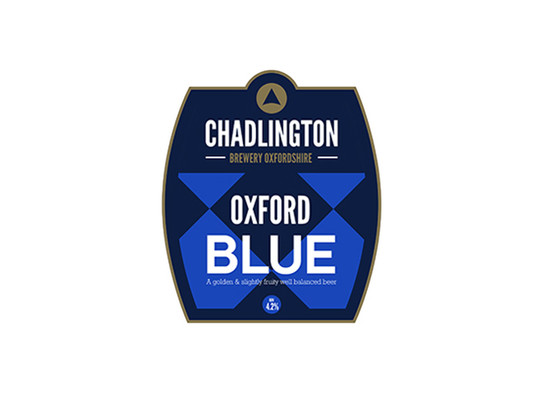 Oxford blue chadlington brewery